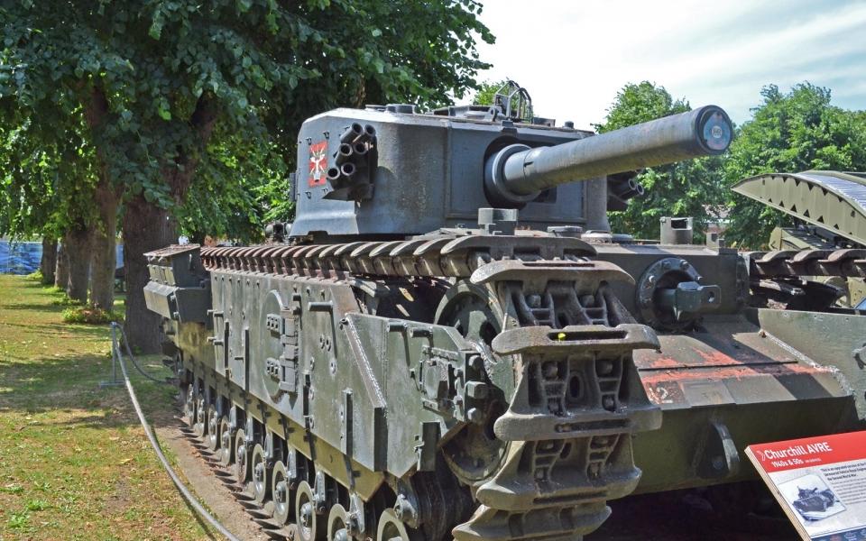 Tank for website